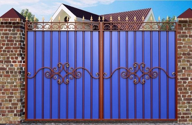 Ворота «МП»
