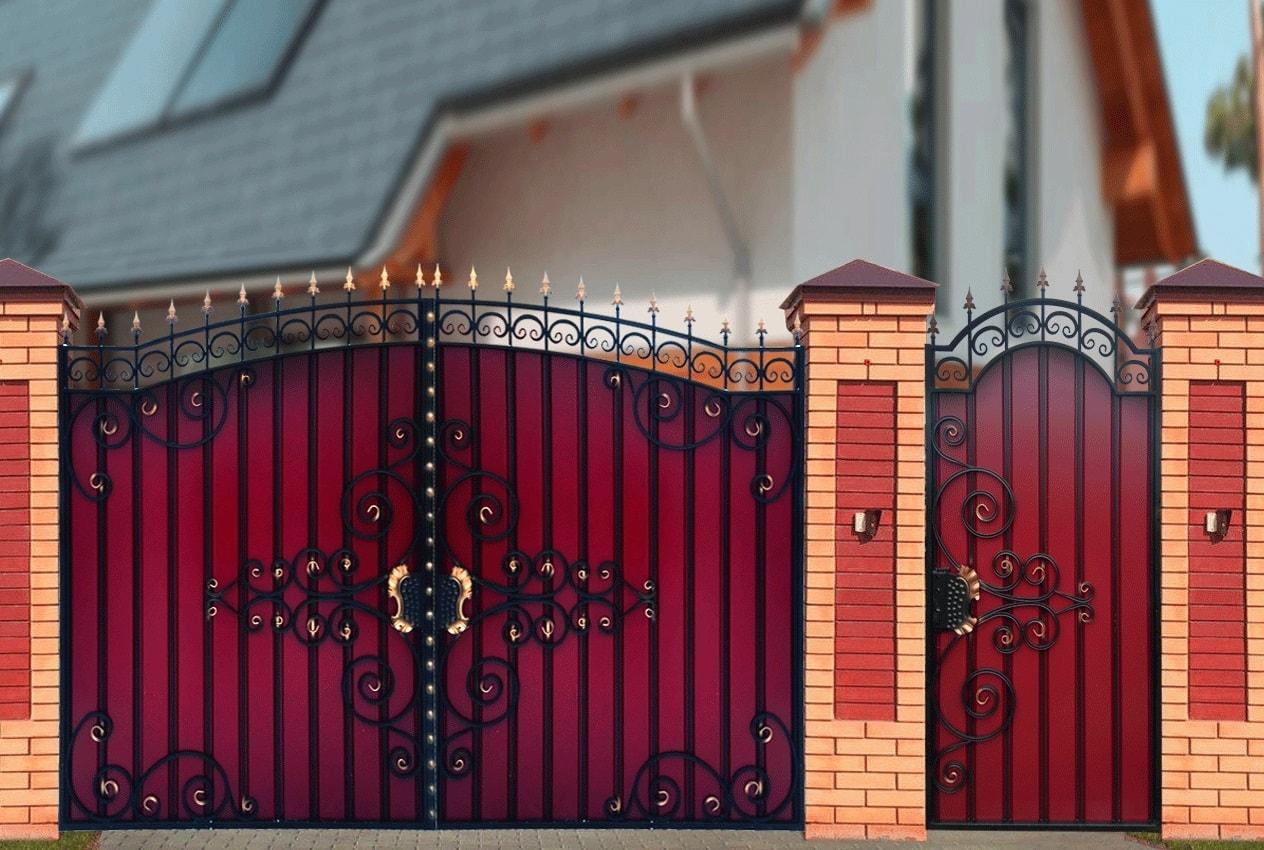 Ворота «Олимпия МПА»