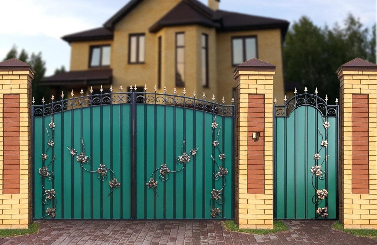 Ворота «МПА» Лоза