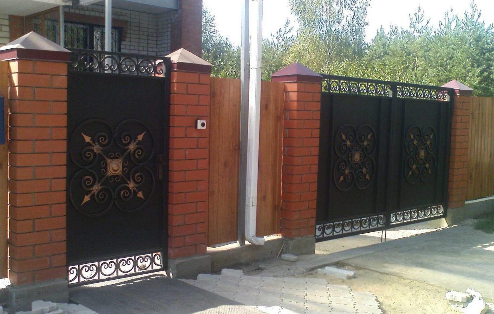 Ворота «Графские»