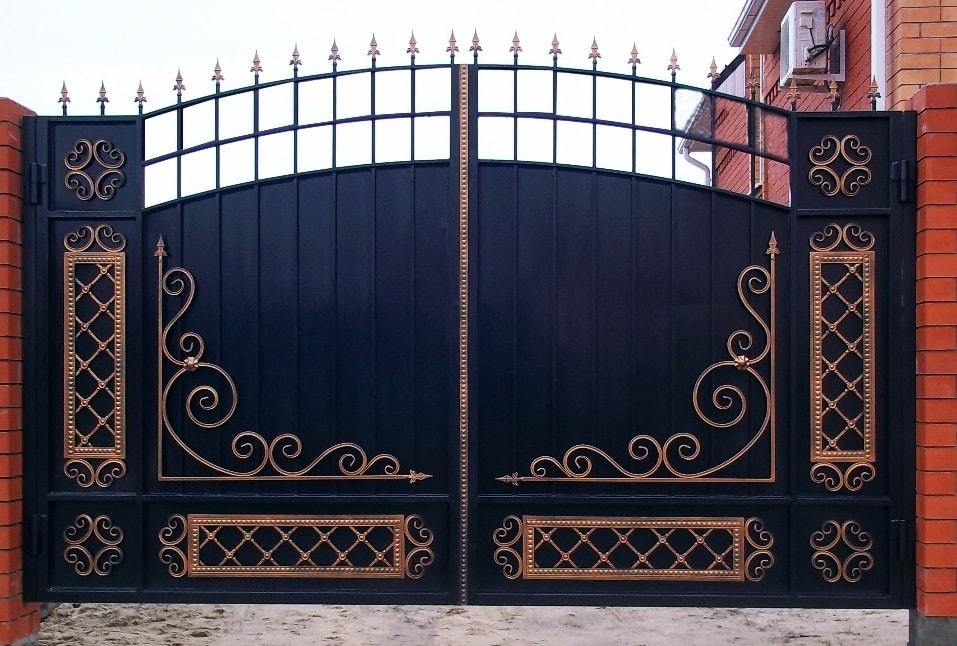 Ворота «Словения №3»
