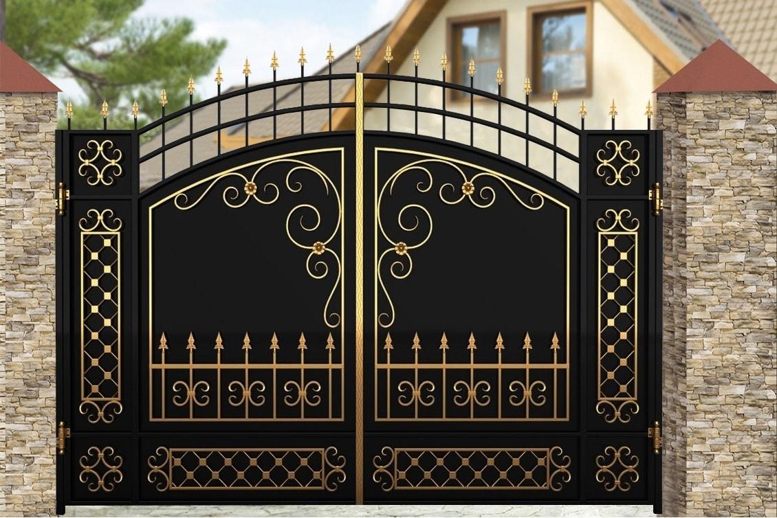 Ворота «Словения №4»