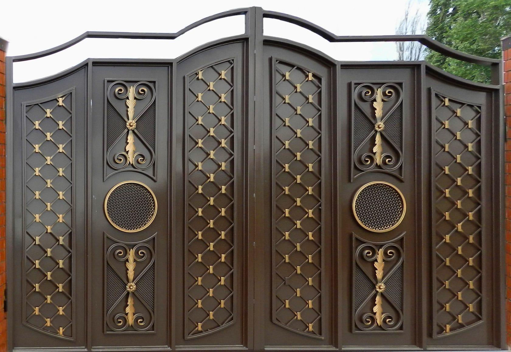 Ворота «Династия»