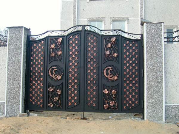 Ворота «Фамильные»
