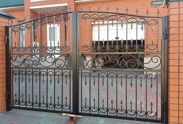 Ворота «№14»