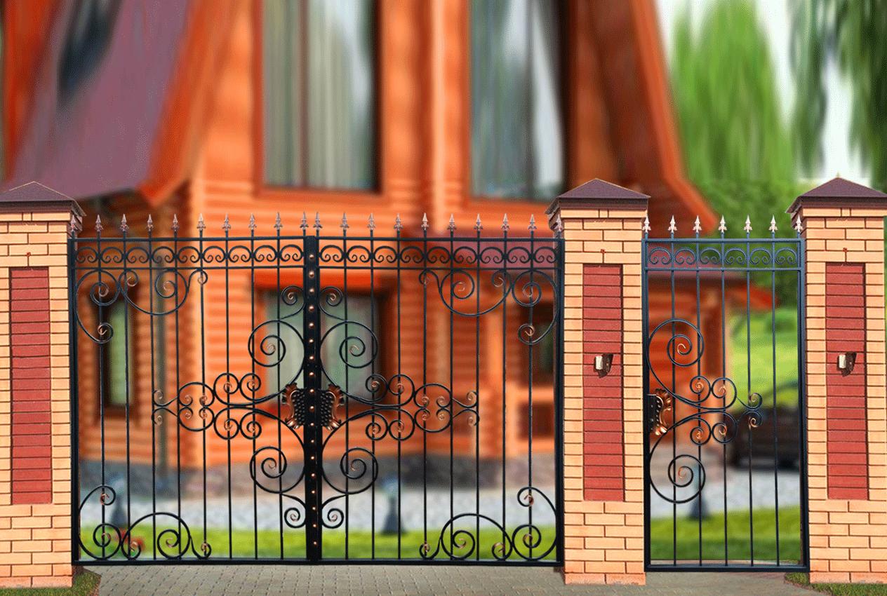 Ворота «Олимпия»