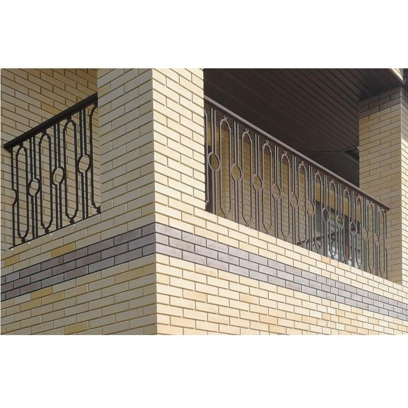 Ограждение балкона 010