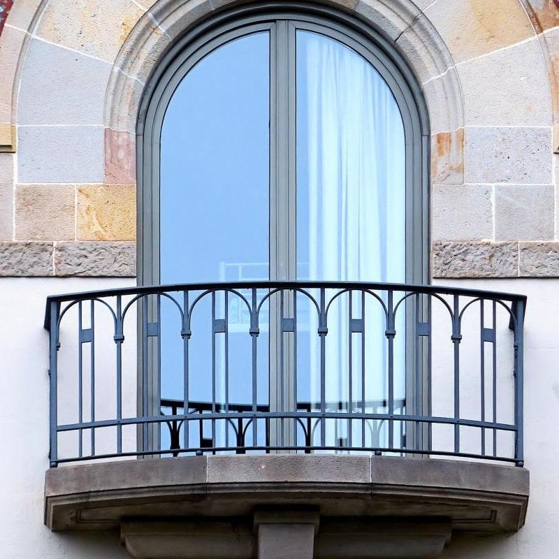 Ограждение балкона 019