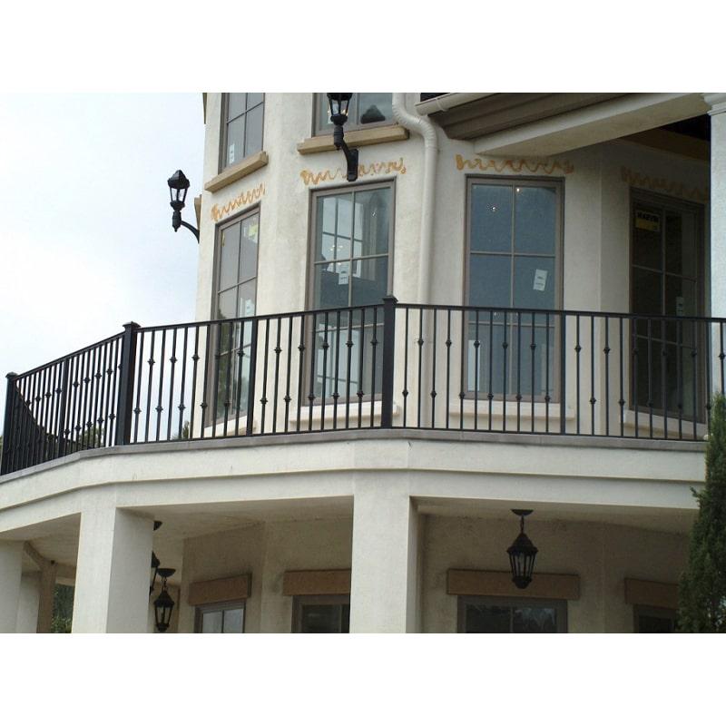 Ограждение балкона 002