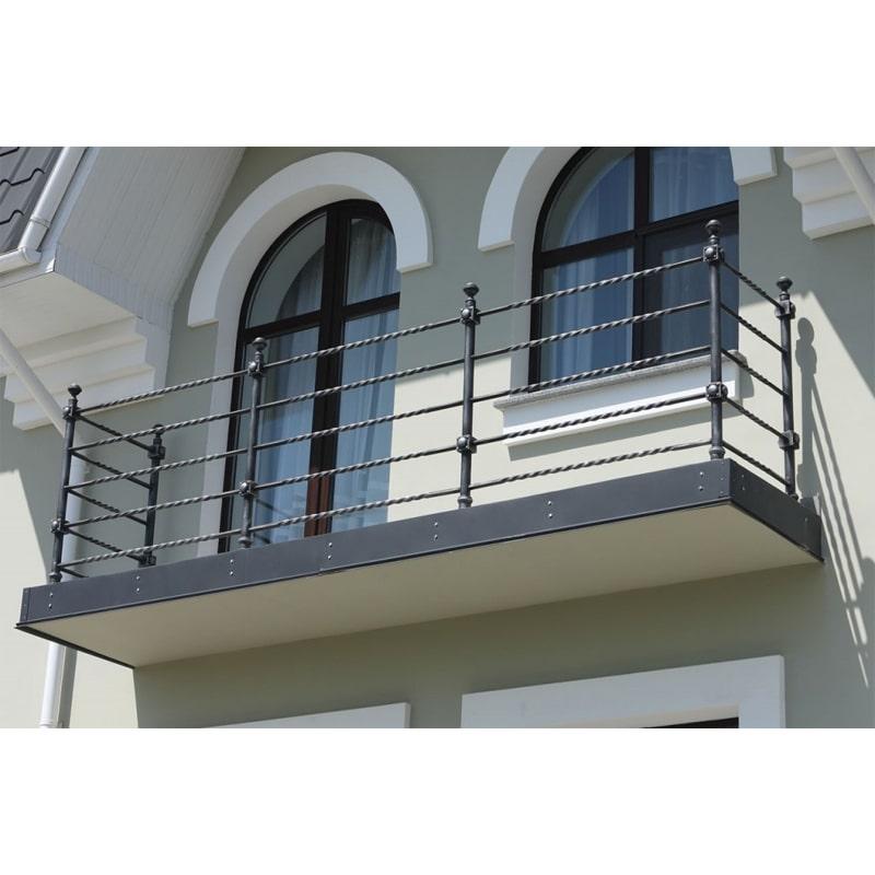 Ограждение балкона 021