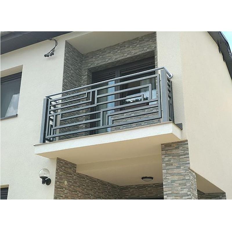 Ограждение балкона 022