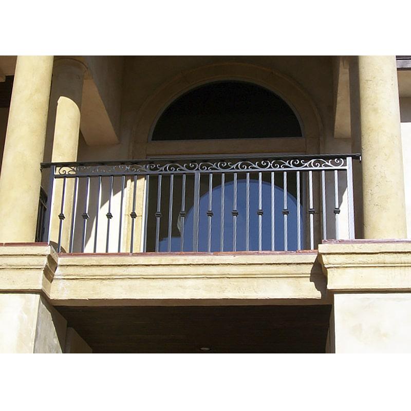 Ограждение балкона 003