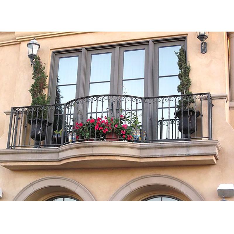 Ограждение балкона 005
