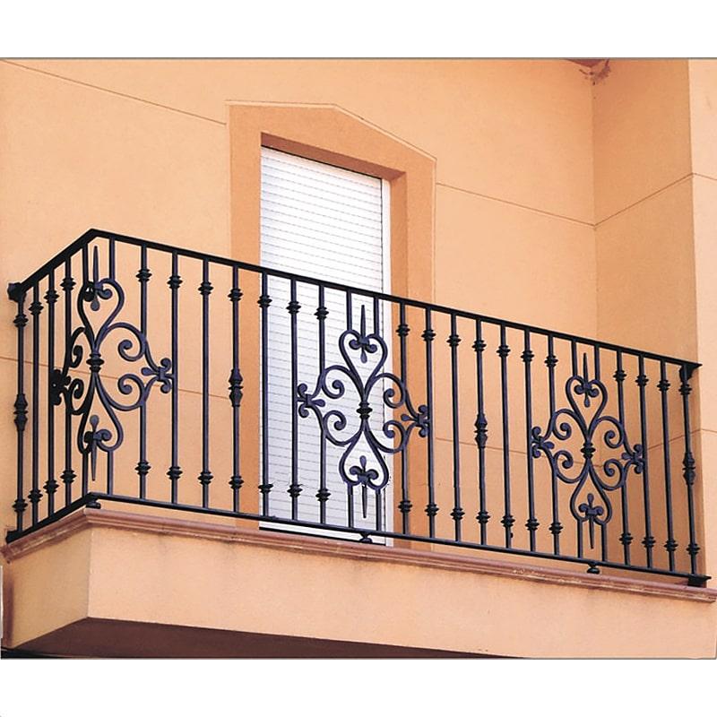 Ограждение балкона 006