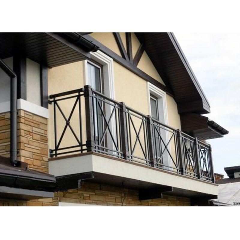 Ограждение балкона 008