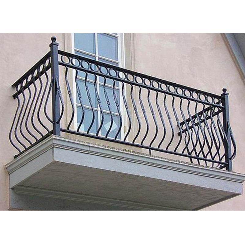 Ограждение балкона 009